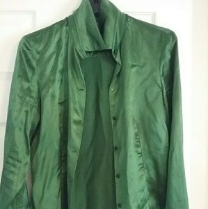 August Silk blouse.